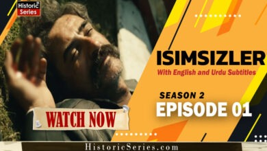 Photo of Isimsizler Season 2 Episode 1 in Urdu Subtitles