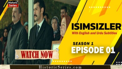 Photo of Isimsizler Season 1 Episode 1 in Urdu Subtitles