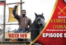 Photo of Kurulus Osman Episode 57 Urdu