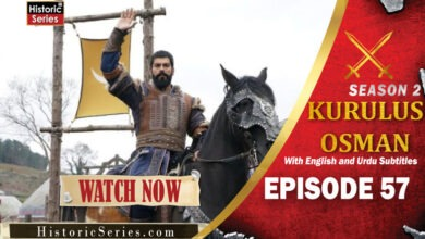 Photo of Kurulus Osman Episode 57 Urdu
