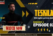 Photo of Teskilat Episode 2 Urdu Subtitles