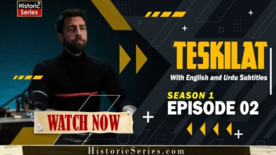 Photo of Teskilat Episode 2 Urdu Subtitles