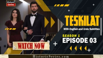 Photo of Teskilat Episode 3 Urdu Subtitles
