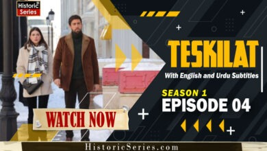 Photo of Teskilat Episode 4 Urdu Subtitles
