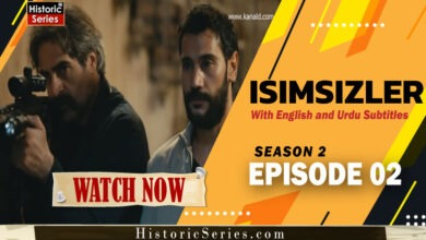 Photo of Isimsizler Season 2 Episode 2 in Urdu Subtitles